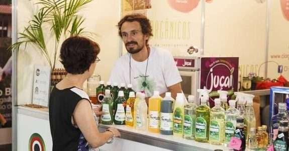 CI Orgânicos leva novidades a BioBrazil Fair, SP