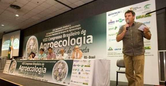 Congresso Brasileiro de Agroecologia, mostra que está consolidado