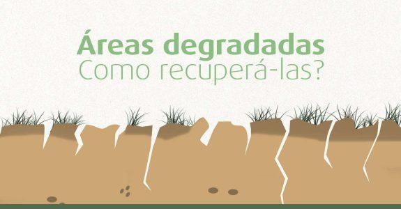 Recuperação de áreas degradadas: Caatinga