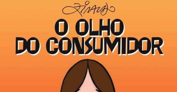 Cartilha do consumidor orgânico produzida por Ziraldo