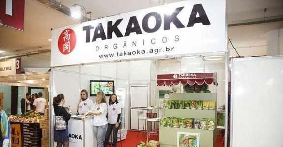 """Artigo sobre empresa Takaoka na revista """"A Lavoura"""""""