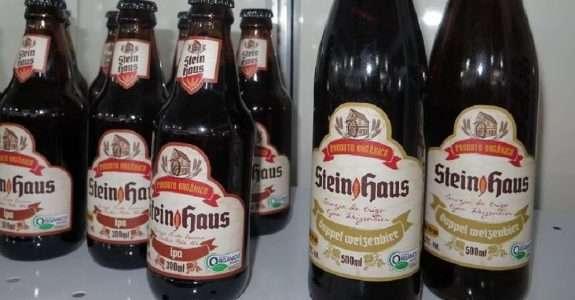 SteinHaus produz a única cerveja orgânica artesanal certificada no Brasil