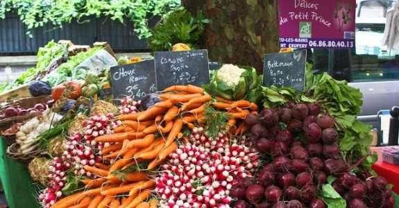 Produção de orgânicos na França cresce até 15%