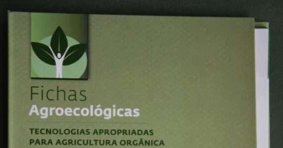 Mapa lança material com técnicas de cultivo de alimentos orgânicos