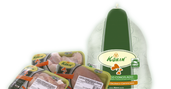 A criação de frango orgânico no Brasil