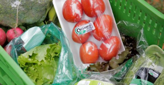 Mercado de alimentos orgânicos em Belo Horizonte