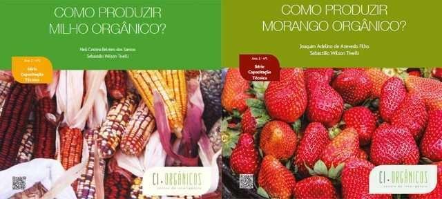 SNA lança manuais para técnicos e agricultores de orgânicos