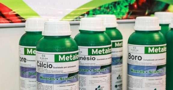Fitossanitários para uso na agricultura orgânica