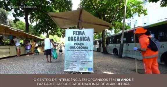 O mundo dos orgânicos – Cidades & Soluções
