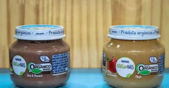 Nestlé e o desafio de produzir papinhas 100% orgânicas