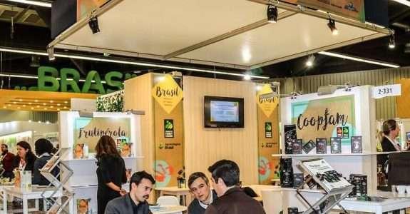 Agricultura familiar orgânica participa da Biofach em Alemanha