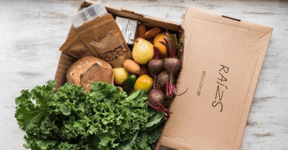 Startup conecta pequeno agricultor de alimentos orgânicos ao consumidor