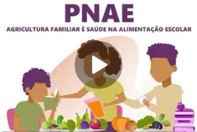 PNAE: Agricultura Familiar é saúde na alimentação escolar brasileira