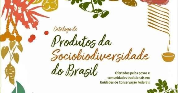 Catálogo dos produtos da sociobiodiversidade brasileira