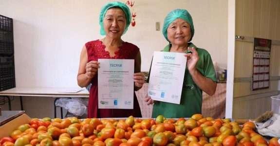 Tecpar chega a 700 certificações concedidas pelo Paraná Mais Orgânico