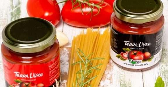 'Terra Livre Agroecológica' lança linha de alimentos orgânicos