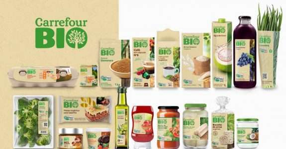 Carrefour Bio: nova linha de orgânicos