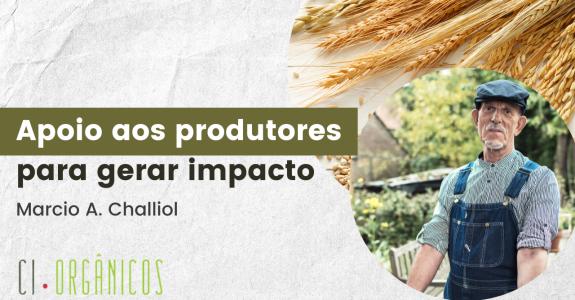 Gebana: apoio aos produtores para gerar impacto